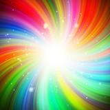 Fototapety Color swirl