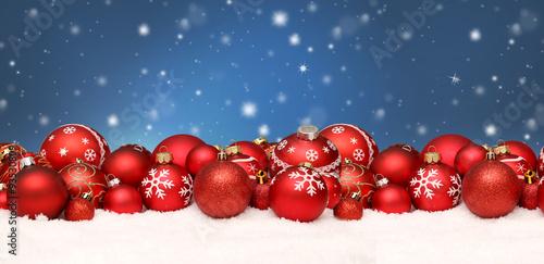 Naklejka Weihnachtlicher Hintergrund