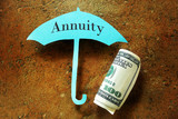 Annuity concept poster