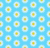 Fototapety Vector Background #Flower Dots _Margaret
