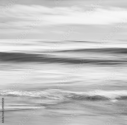 Ocean Waves Motion - 93581258