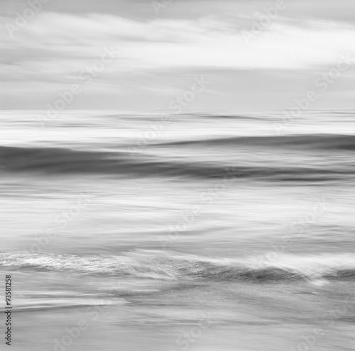 Ocean Waves Motion - 93581258