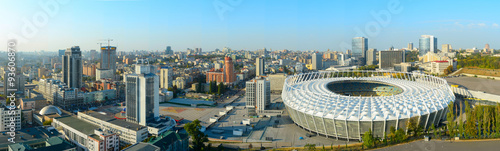 Fotobehang Kiev Olimpyc Stadium. Kyiv, Ukraine