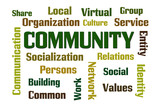 Community Word Cloud