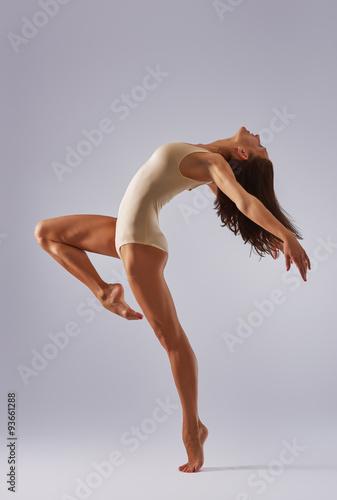 Fototapeta dancer ballerina