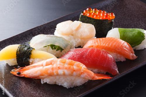 Poster にぎり寿司の盛合せ