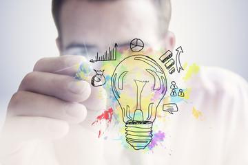 Idea y planificación