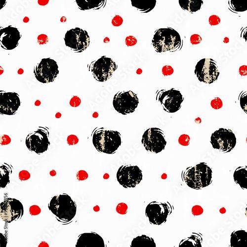 Stoffe zum Nähen nahtlose abstrakte geometrische Muster Hintergrund, mit Streifen