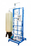 Water purification and ozonation equipment