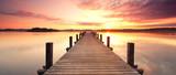 Sunset at the beach - 93749085