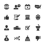 Politics Icons, Mono Series