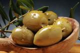 Oliva Bella di Cerignola olive - Puglia