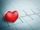 electrocardiogram graph