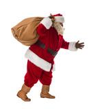 Fototapety Santa Claus Portrait