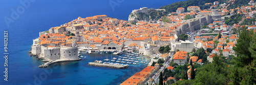 Dubrovnik panoramic