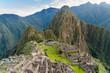 Famous Machu Picchu ruin, Peru
