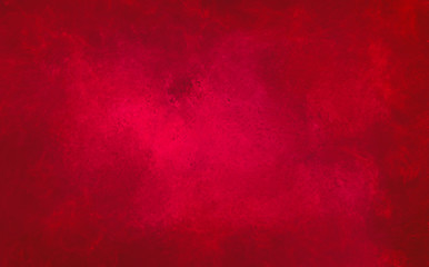 Christmas red background with marbled texture