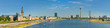 Panorama of Dusseldorf