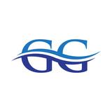 initial letter logo