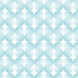 Seamless pattern gradation circles. グラデーション円形パターン