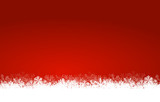 Fototapety Red Christmas Background Texture