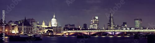 Fototapeta London night