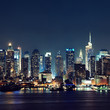 Midtown Manhattan skyline