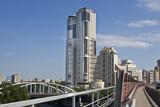 Moscow, modern skyscraper