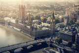 London city aerial view - 94193203
