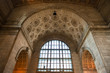 Architecture inside Union Station in Toronto