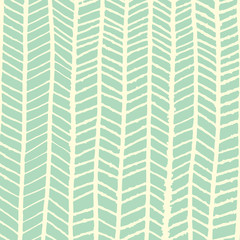 Abstract hand-drawn ink pattern. Vector illustration.