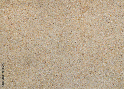 Poster Betonbehang Sand wall texture background