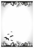 Halloween poster, flyer