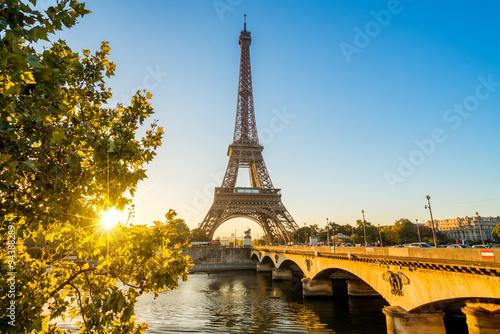 Paris Eiffelturm Eiffeltower Tour Eiffel Poster