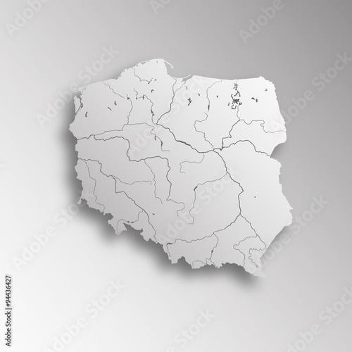 bardzo-szczegolowa-mapa-polski-z-efektem-ciecia-papieru-rzeki-sa-pokazane