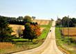Minnesota Autumn / View from the Minnesota farmlands