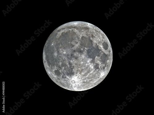 Super Full Moon October 26, 2015