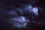 Clouds of storm. Ukrainian sky. - 94509420
