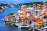 Ribeira, the old town of Porto, and the river Douro, Portugal - 94529465
