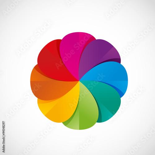 palette couleur