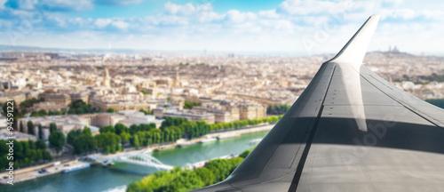 mata magnetyczna volare sopra Parigi