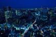 �京�ビル群�夜景