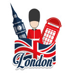 London landmarks design  © Jemastock