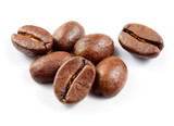 Fototapety Coffee beans isolated