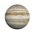 Постер, плакат: Planet Jupiter