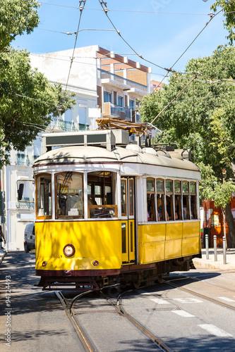 Lisbon tram © Sergii Figurnyi