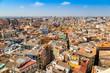 Obrazy na płótnie, fototapety, zdjęcia, fotoobrazy drukowane : Valencia aerial skyline