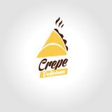 Logo Crepe Deliciosa de chocolate - 94751641