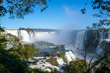 Fototapety Iguazu waterfalls in South America