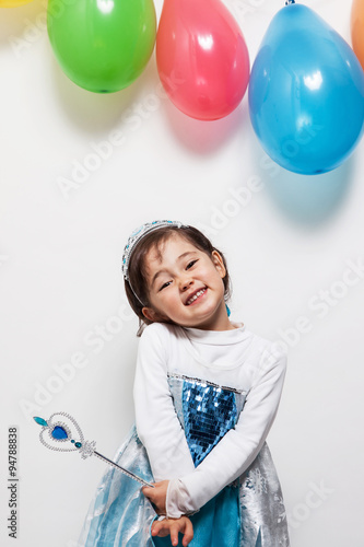 Bambina principessa Plakát